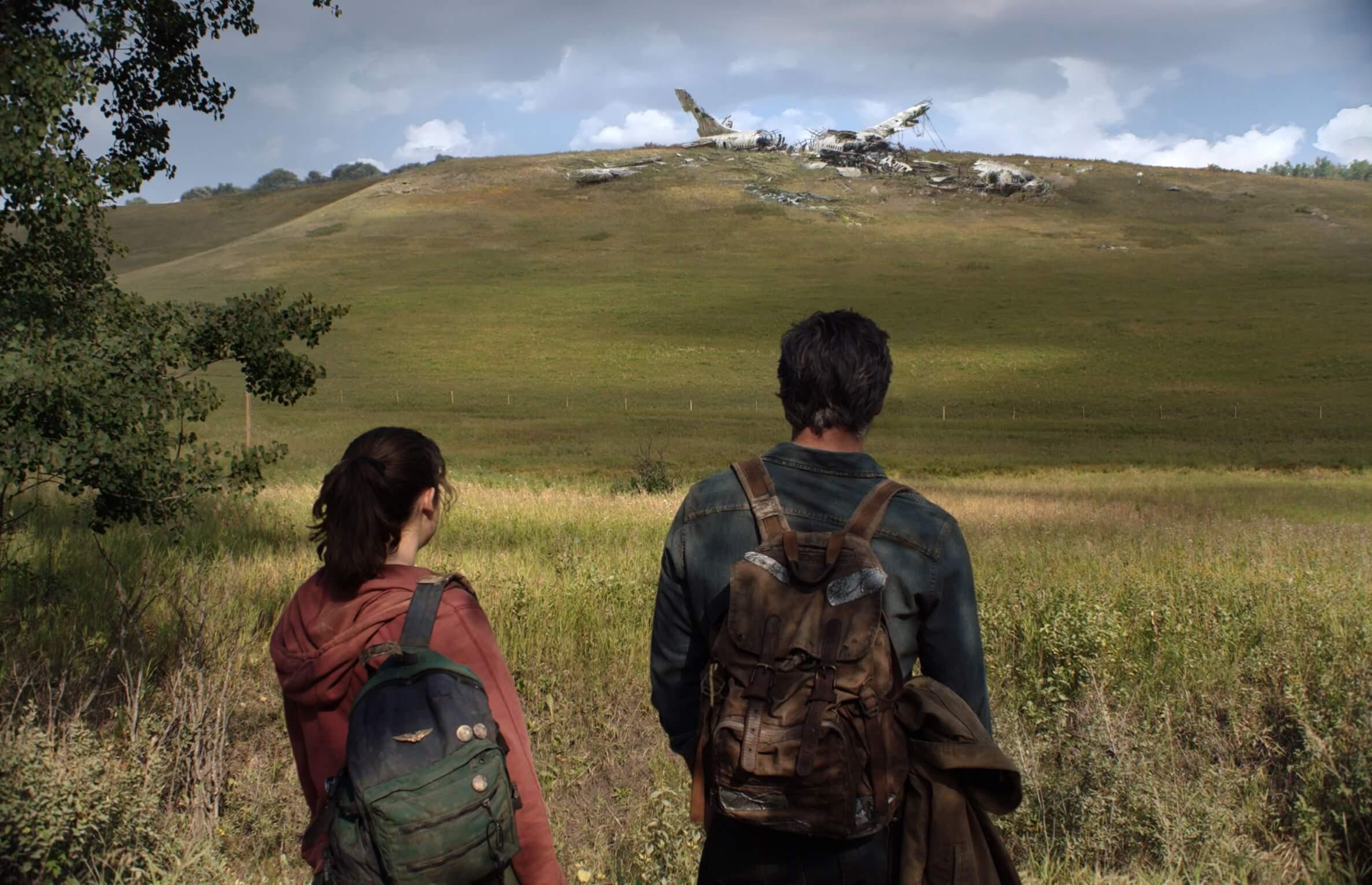 The Last of Us (HBO) | Se filtra una imagen de Pedro Pascal como Joel en el set