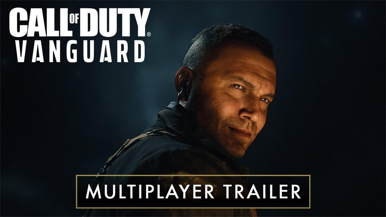 Call of Duty Vanguard muestra la acción de su multijugador en un tráiler