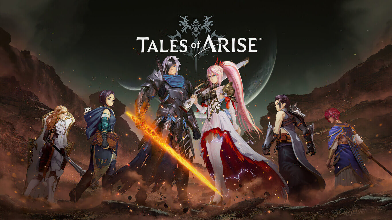 Tales of Arise Portada