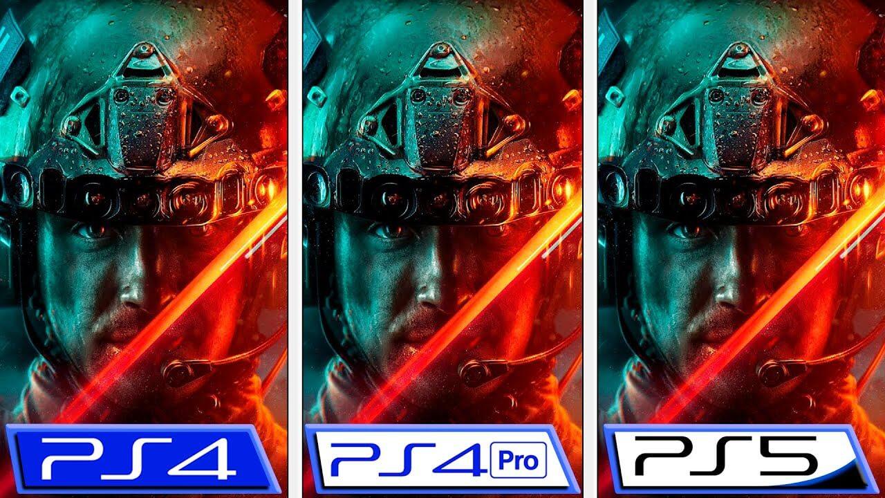 ¿Cómo luce la beta de Battlefield 2042 en PS5, PS4 y PS4 Pro? Esta comparativa te lo muestra