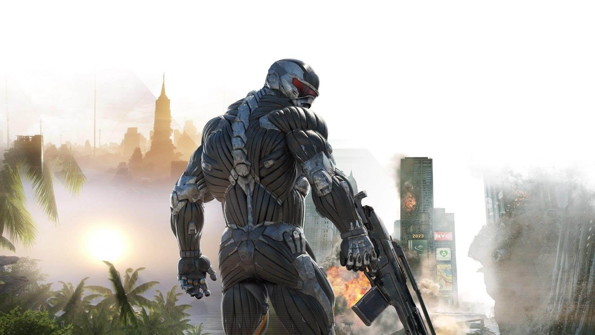 Crysis Remastered Trilogy ya está disponible en PS5 y PS4 — LaPS4