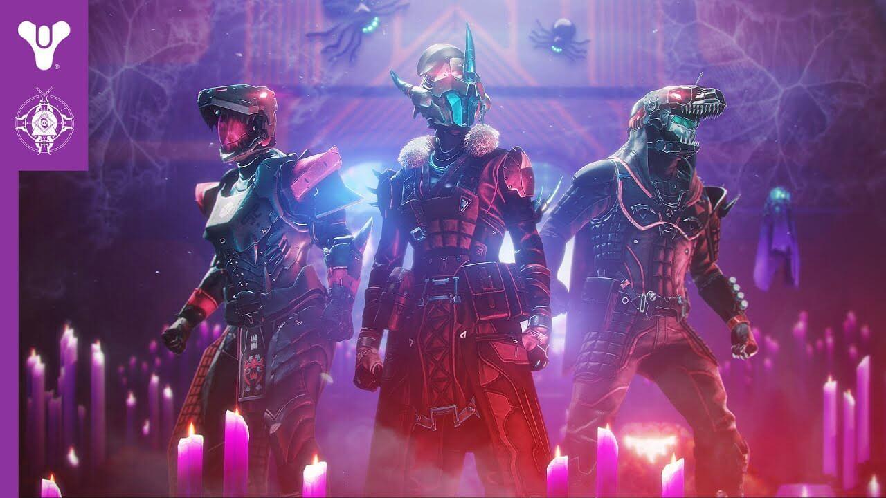 Destiny 2 recibe la Fiesta de las Almas Perdidas; gratis para todos los jugadores