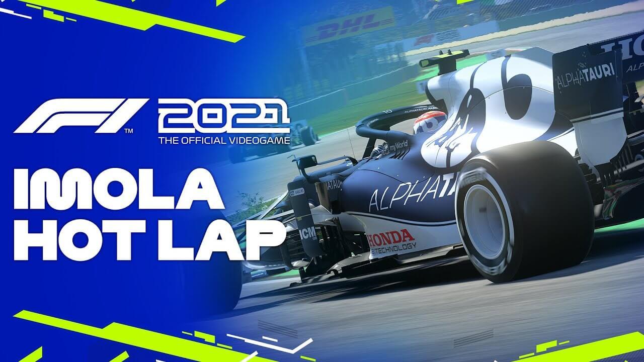 El circuto de Imola llega a F1 2021 en una nueva actualización gratuita