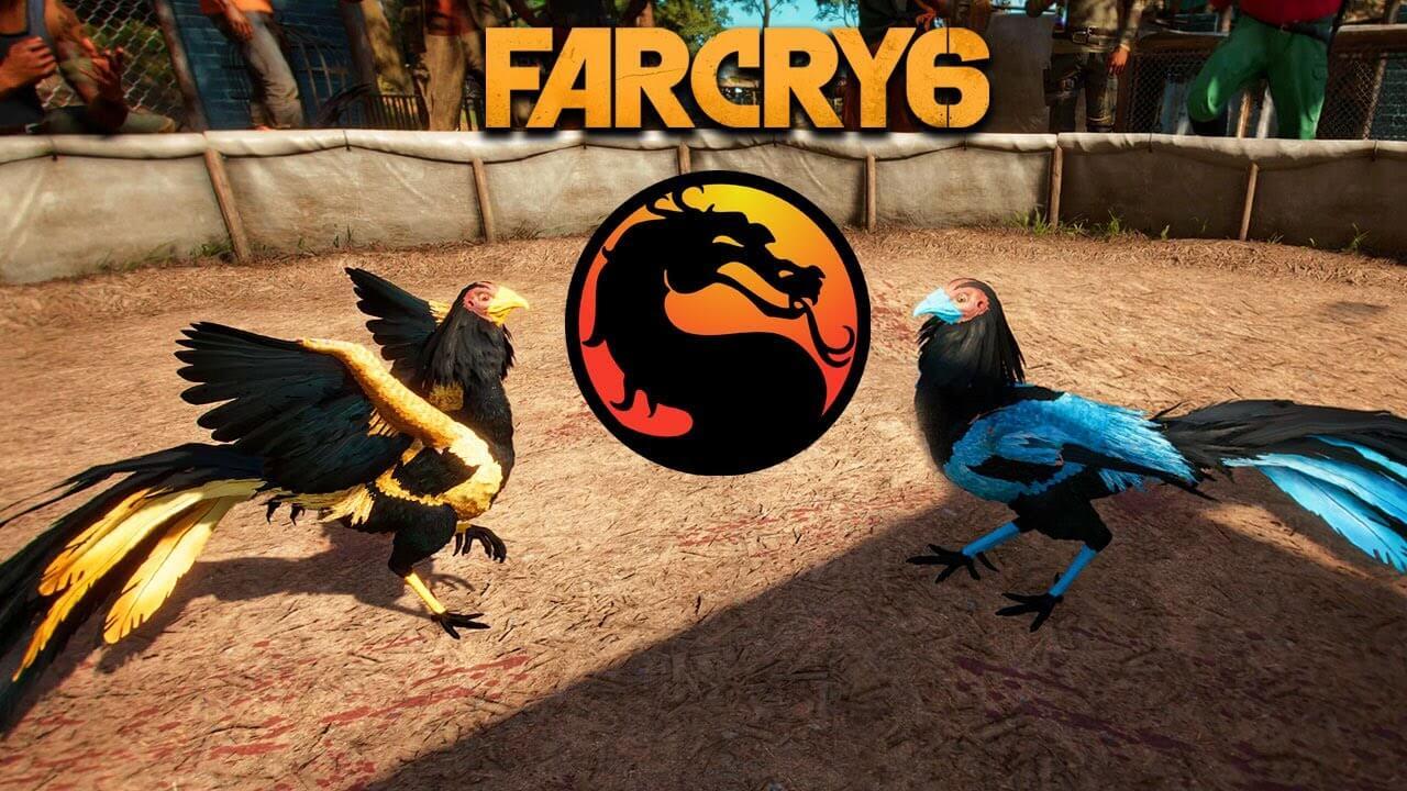 La PETA ataca a Far Cry 6, piden la eliminación de las peleas de gallos