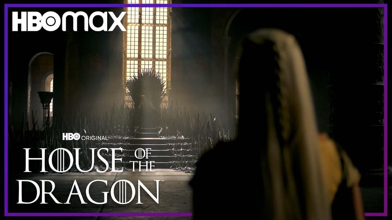 House of the Dragon enciende las expectativas con su teaser trailer