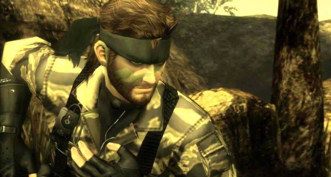 Rumor   Konami estaría trabajando en un remake de Metal Gear Solid 3